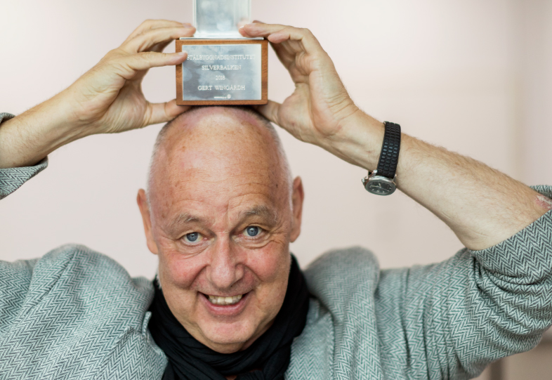 Gert Wingårdh, årets mottagare av Silverbalken