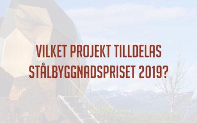 Sökes: Sveriges bästa stålbyggnader!