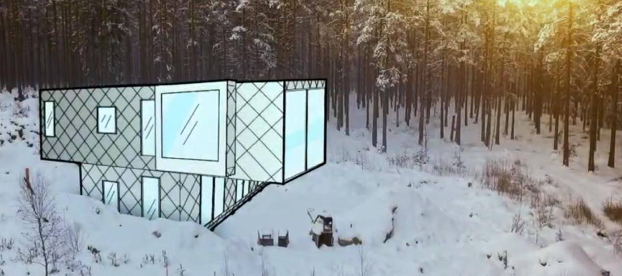 the swedish herring house stål bygger en hållbar framtid gert wingårdh husdrömmar tranås corten container containervilla