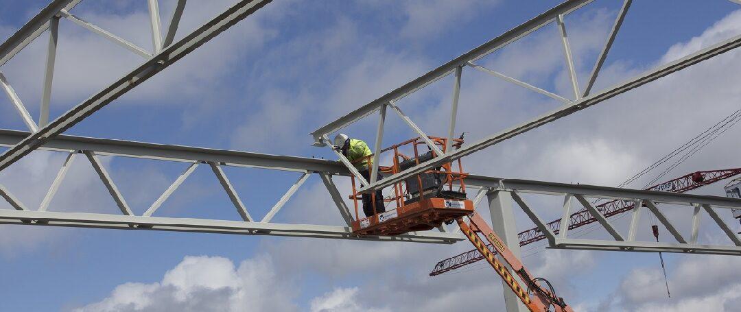 Ställer byggbranschen om till mer återbruk?