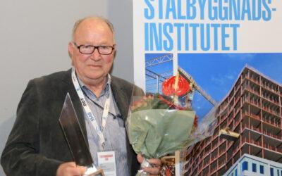 Fler vinnare under Stålbyggnadsdagen 2019