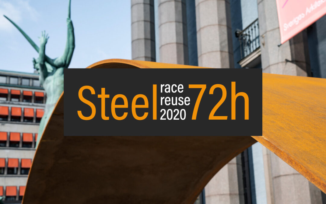 NYTT DATUM! Save The Date: Steel Race Reuse 2020 – 14 januari