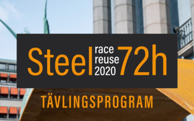 Tävlingsprogram: Steel Race Reuse 2020