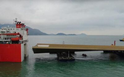 Slussenbron är på ingång