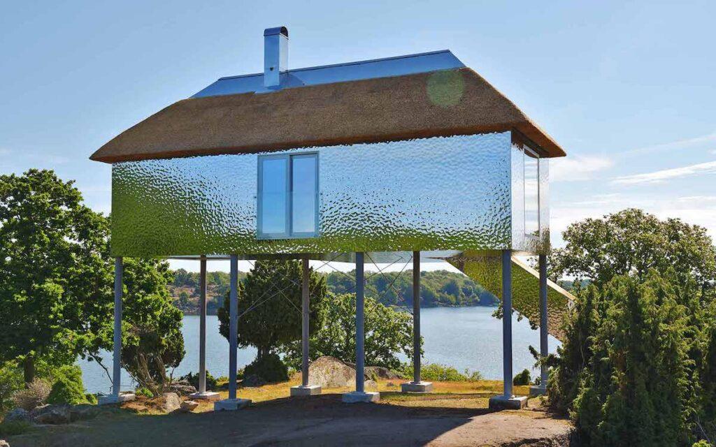 Plåtpriset 2021 går till Sandellsandberg Arkitekter för projektet Synvillan