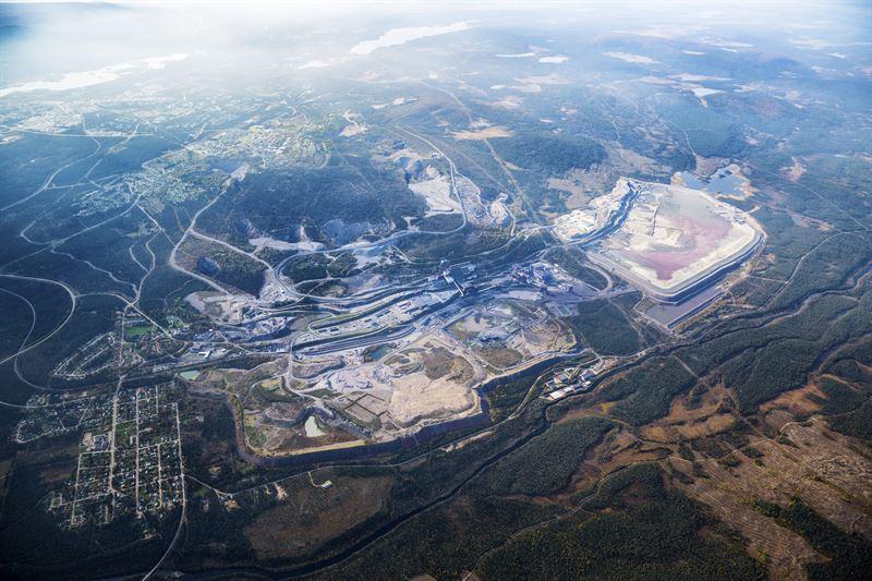 Resan mot fossilfritt stål börjar i Gällivare